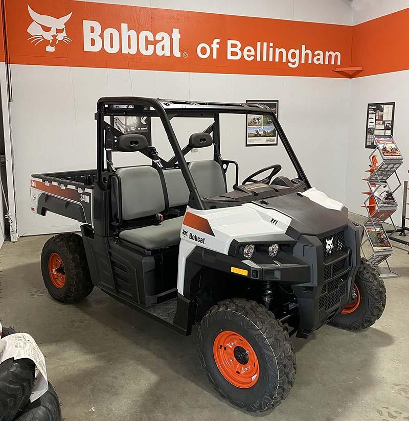 UTV3400 Bellingham For Sale